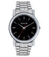 Sonata Analog Black Dial Men's Watch - 7987SM04