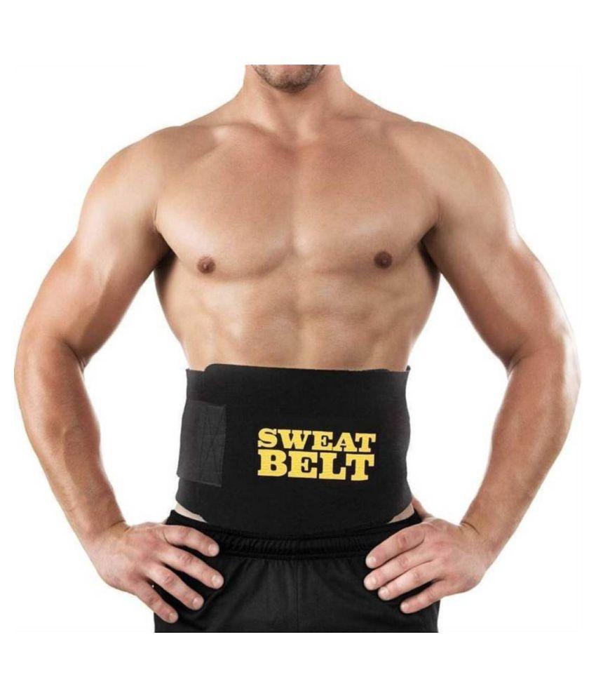 Sizzlacious hot shapers sauna sweat tummy trimmer wonder abdomen slimming fat cutter weight loss belt S