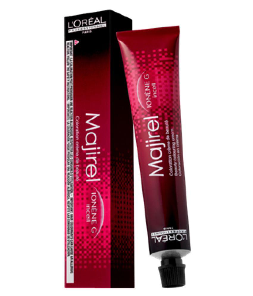 Loreal Majirel No 456 Permanent Hair Color Mahogany Red Brown 50