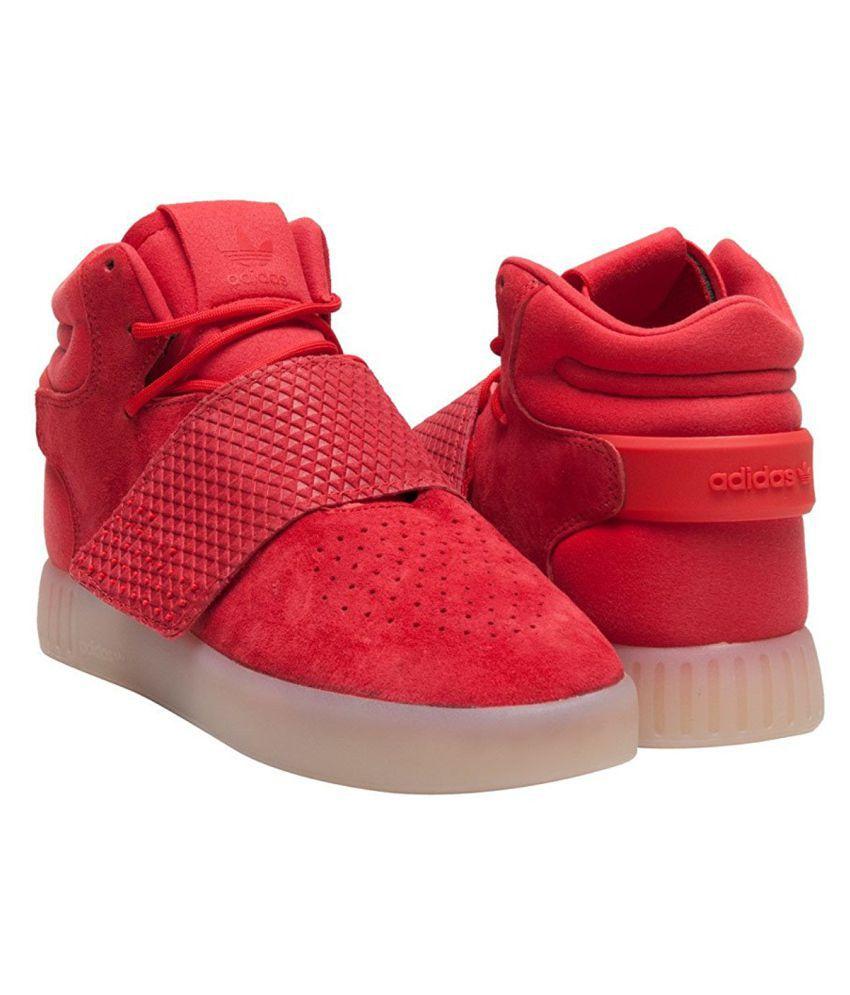 Men S Adidas Tubular Invader Casual Shoes