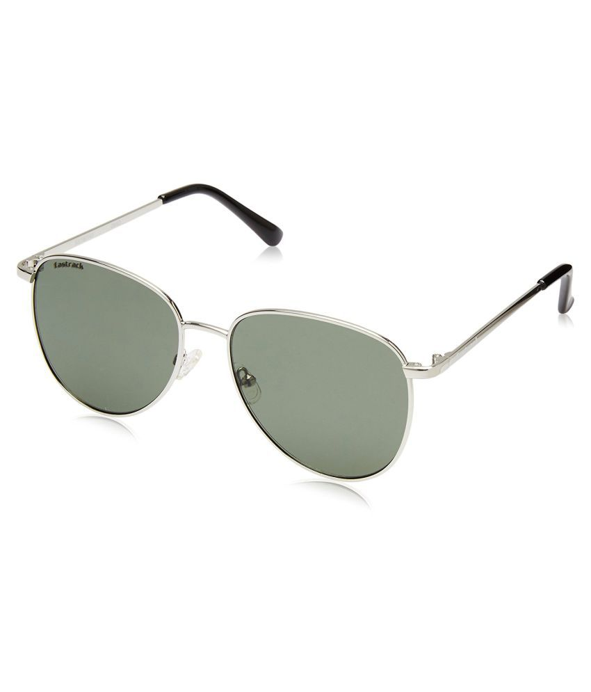 c66e226362 Fastrack Green Aviator Sunglasses ( M164GR2 ) - Buy Fastrack Green Aviator  Sunglasses ( M164GR2 ) Online at Low Price - Snapdeal