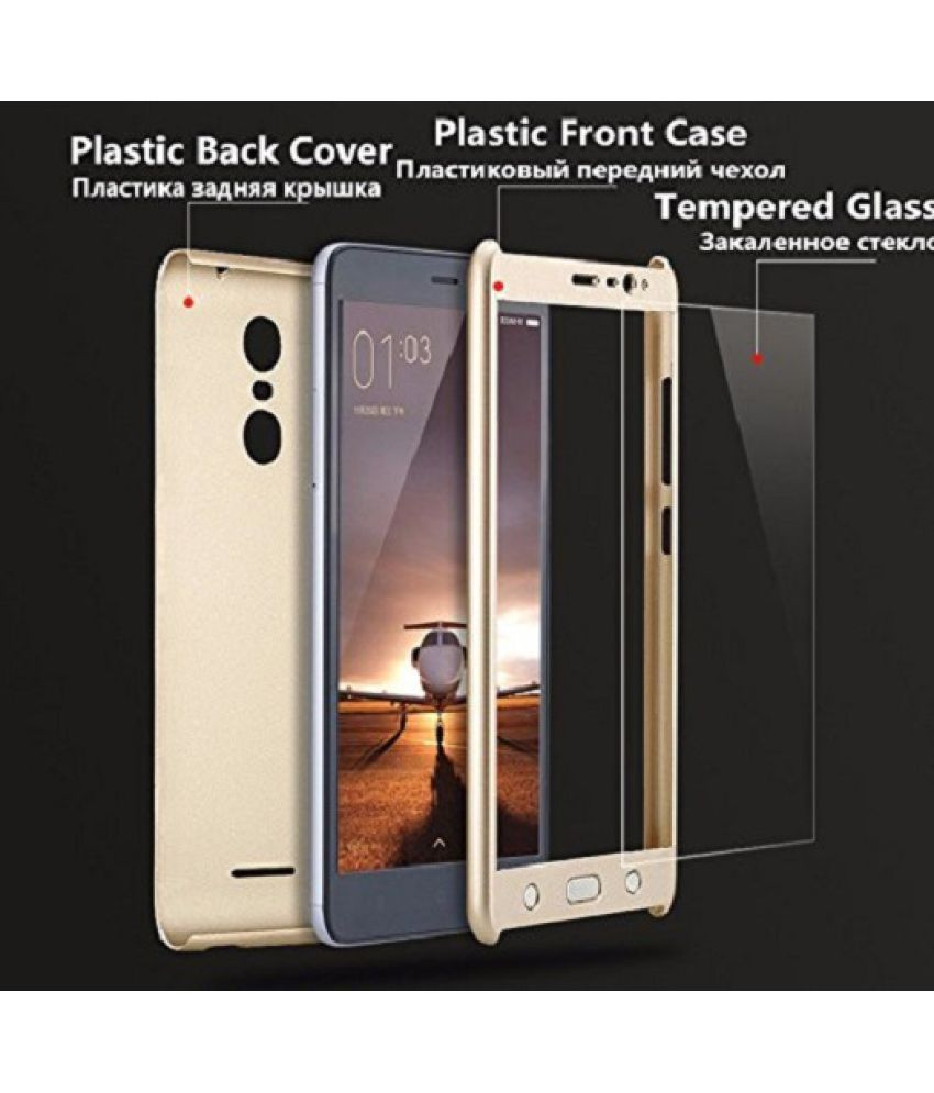 Oppo A37 Plain Cases Doyen Creations - Red
