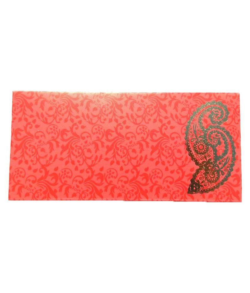Parvenu Shagun Fragrance Envelopes - Pack of 20 Pieces