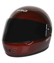 Saviour Royal Pro - Full Face Helmet Dull Red M