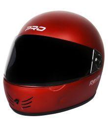 Saviour Royal Pro - Full Face Helmet Red M
