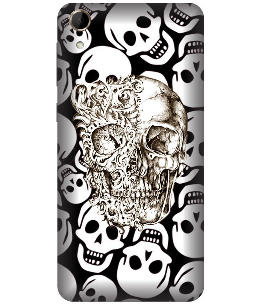 HTC Desire 728 Printed Cover By Skintice