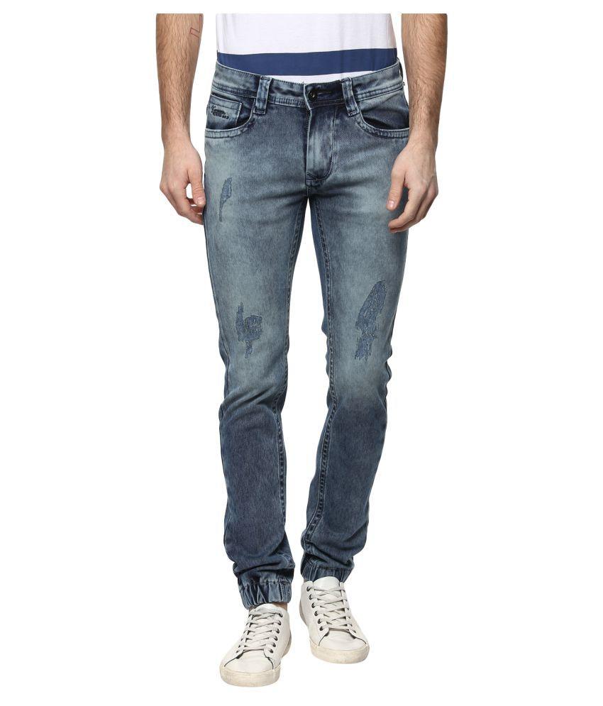 Code 61 Blue Slim Jeans