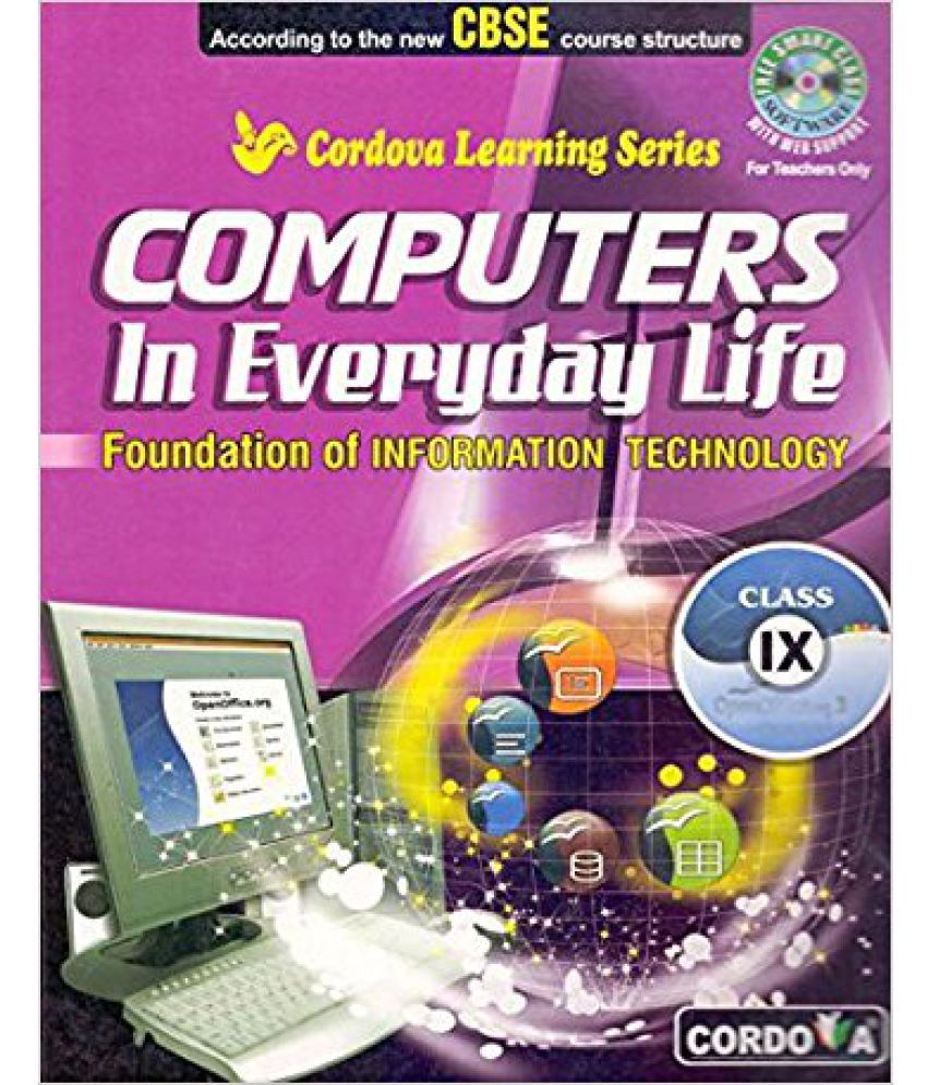 Cbse Computer Book For Class 9