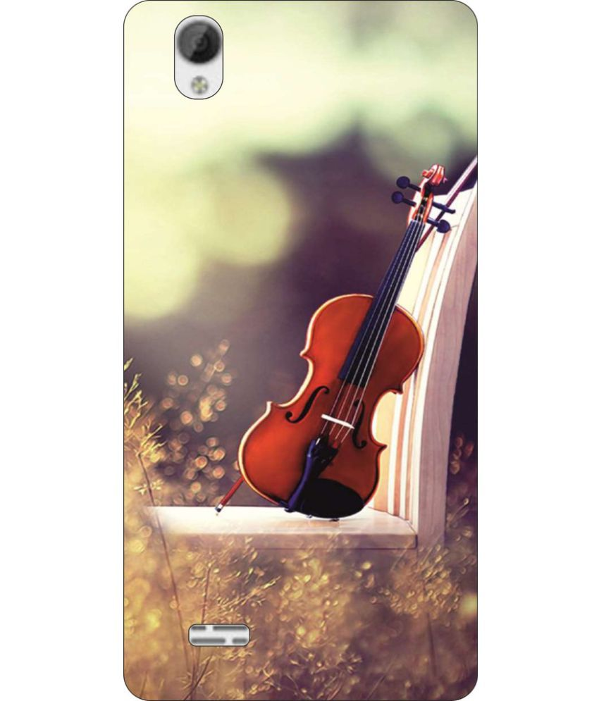 Vivo Y31L Printed Cover By Go Hooked