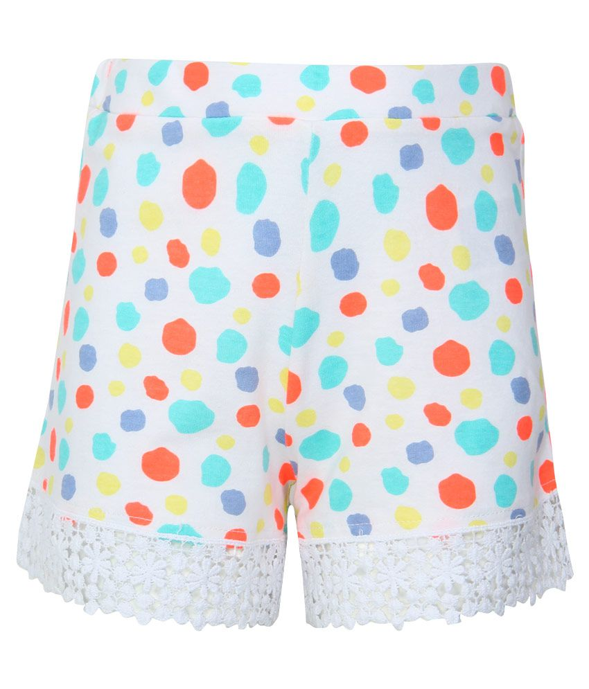 Pumpkin Patch G-Shorts,Bermudas,Capris White