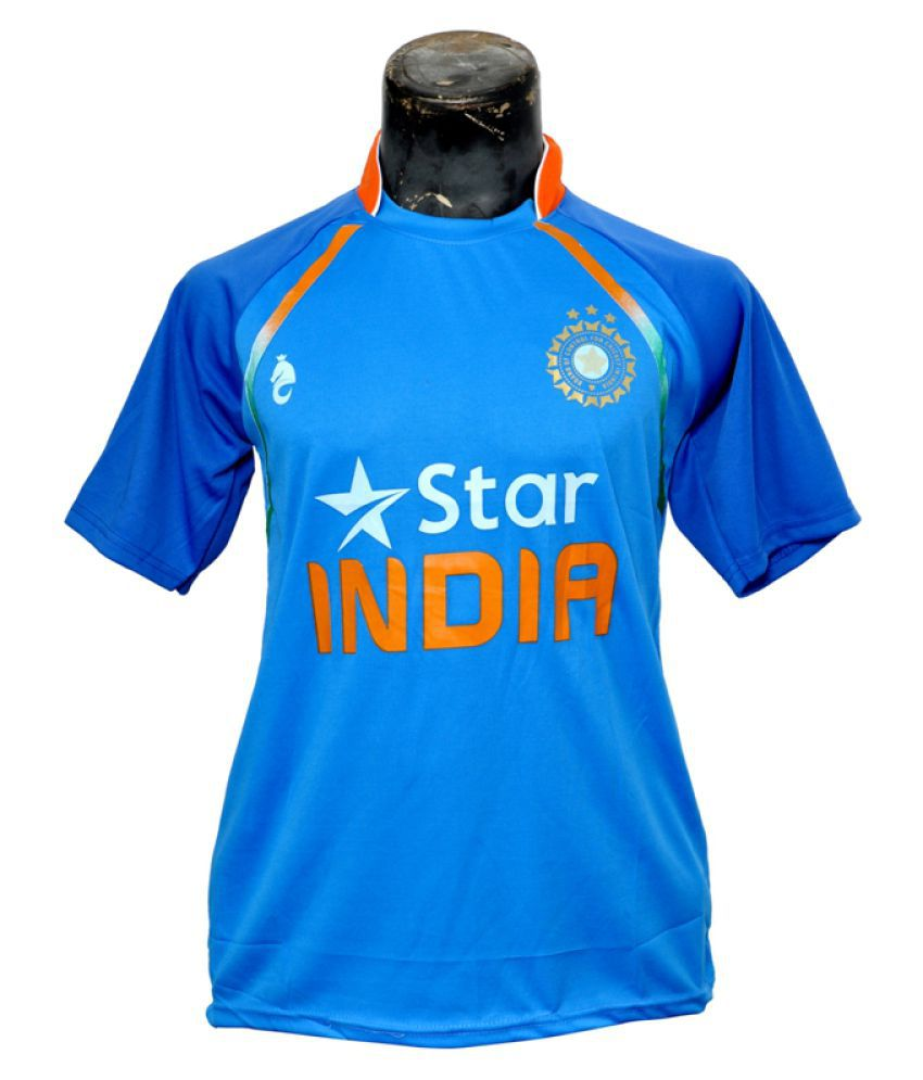 Taanya India Cricket T-Shirt