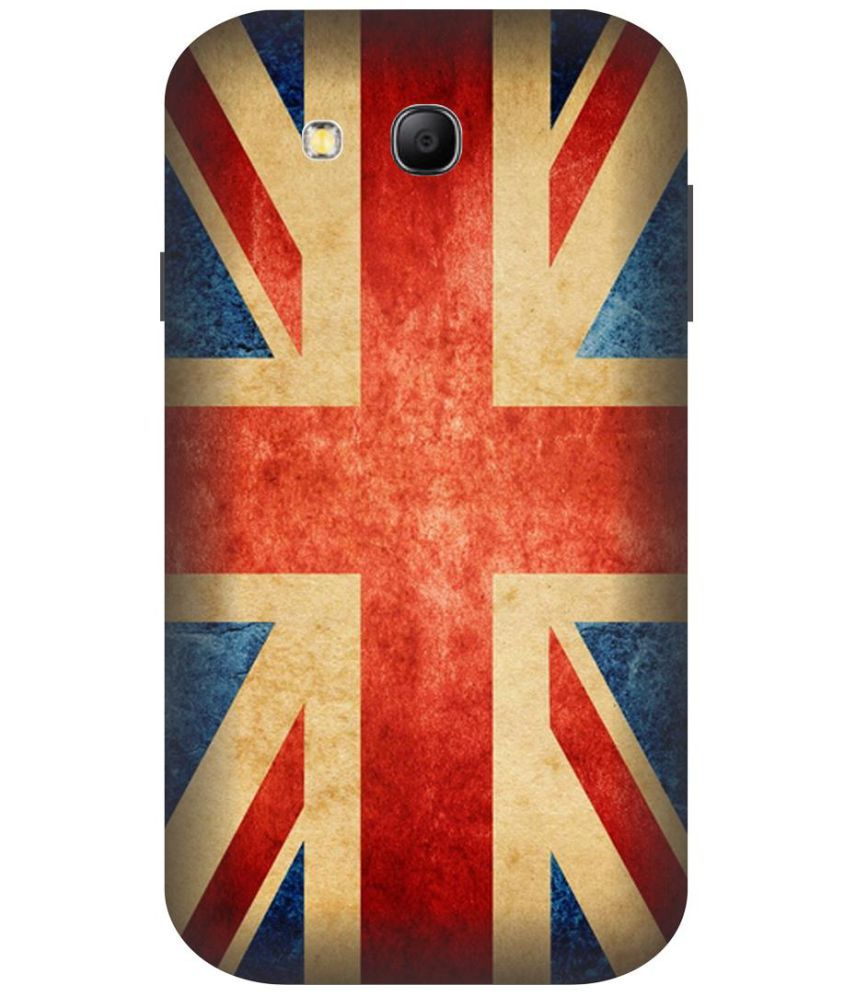 Samsung Galaxy E5 Printed Cover By Skintice