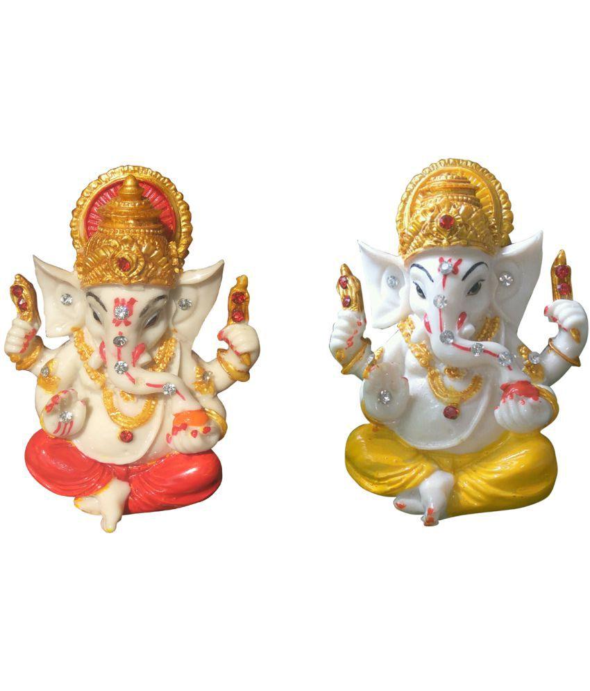 RrammG Gifts Ganesha Acrylic Idol