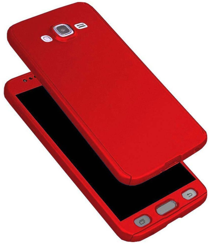 sports shoes adc8f 911ef Samsung Galaxy J7 (2016) Shock Proof Case Accworld - Red