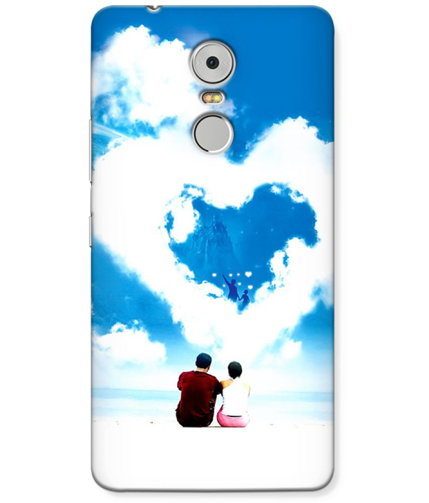 Xiaomi Redmi Note 4 Printed Cover By CRAZYINK