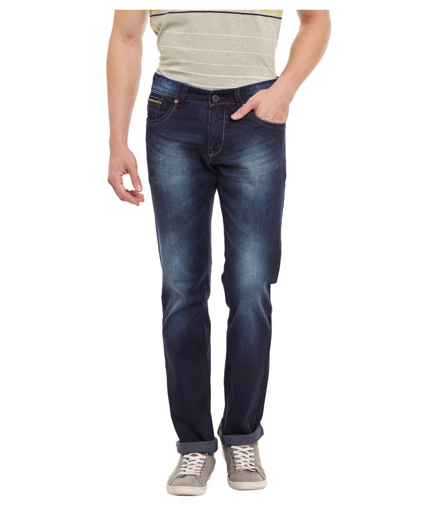 Duke Blue Relaxed Jeans
