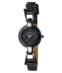 Sonata Black Analog Womens Watch - 8979nl01