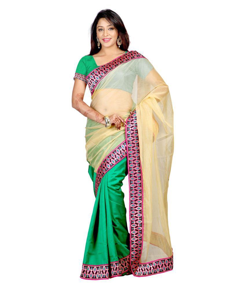 Lugo Multicoloured Silk Saree