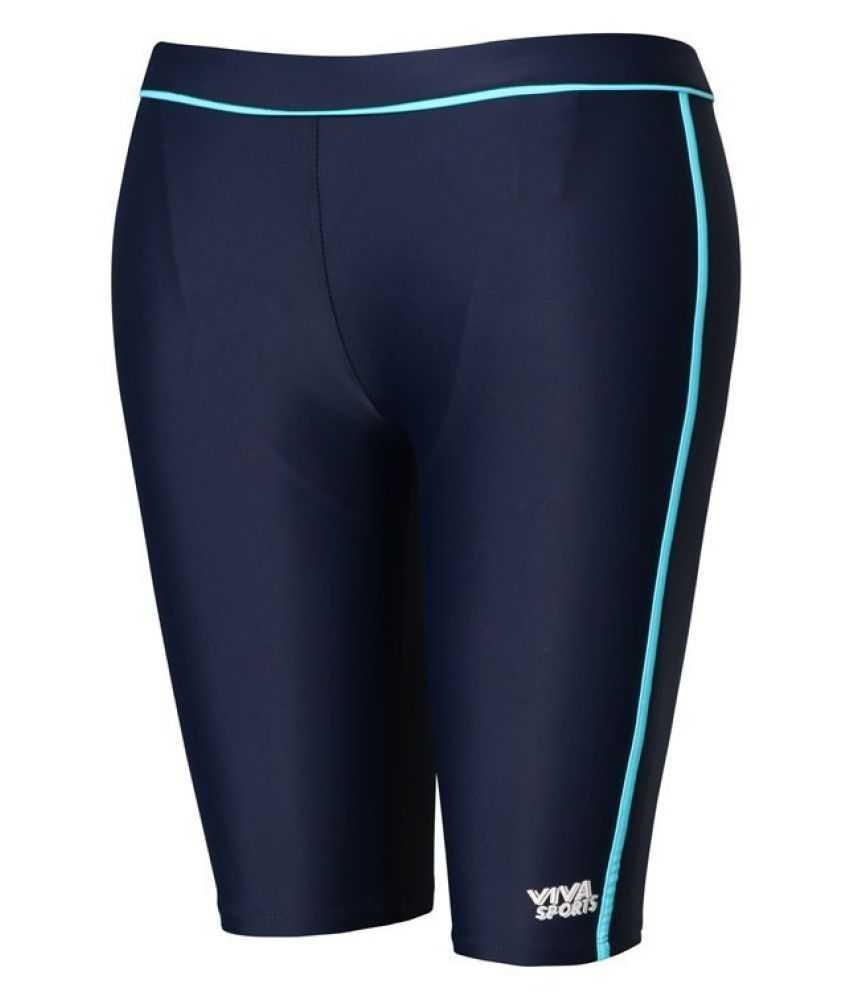 Viva Sports Navy Swimming Jammer