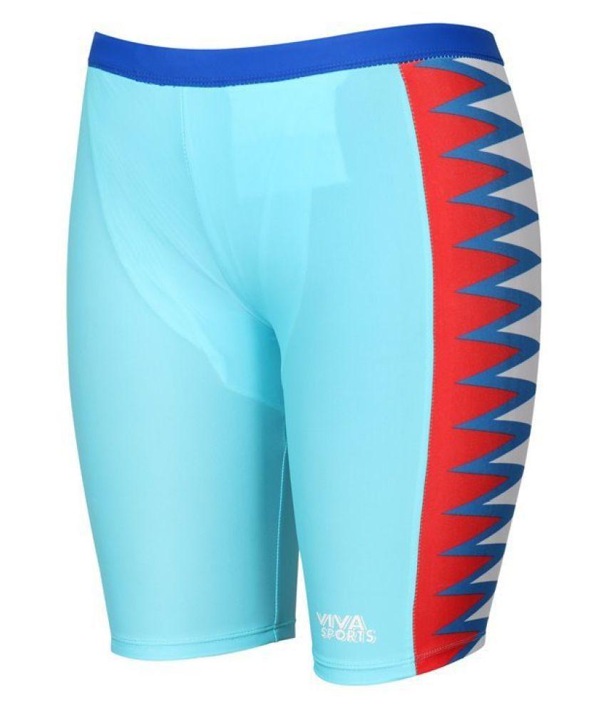 Viva Sports Multicolour Swimwear