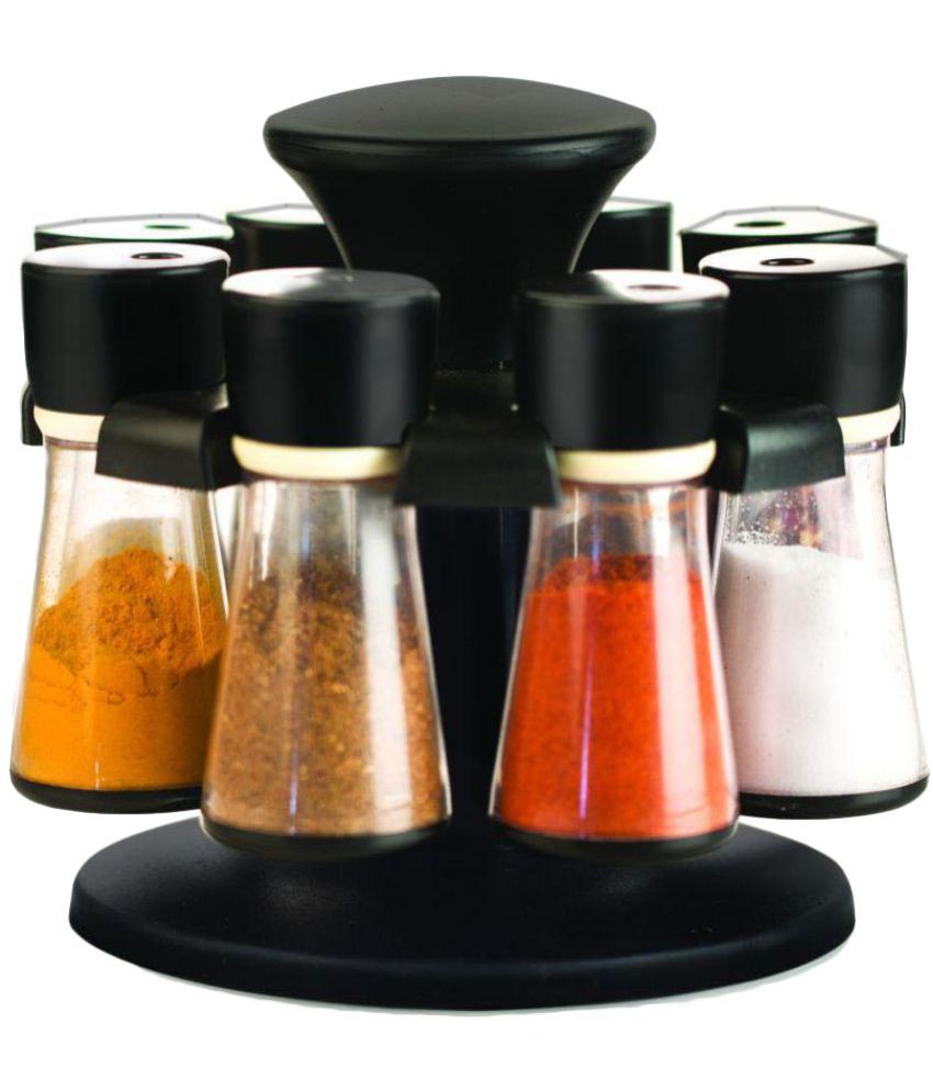 Magikware Polycarbonate Spice Container Set of 8