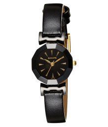 Sonata Analog Black Dial Womens Watch - 8943kl02
