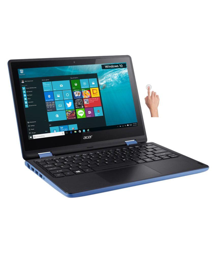 Acer Aspire (NX.G0YSI.011) Hybrid (2 in 1) (Intel Pentium- 4GB RAM- 500GB HDD- 29.46cm(11.6)- Windows 10) (Blue)