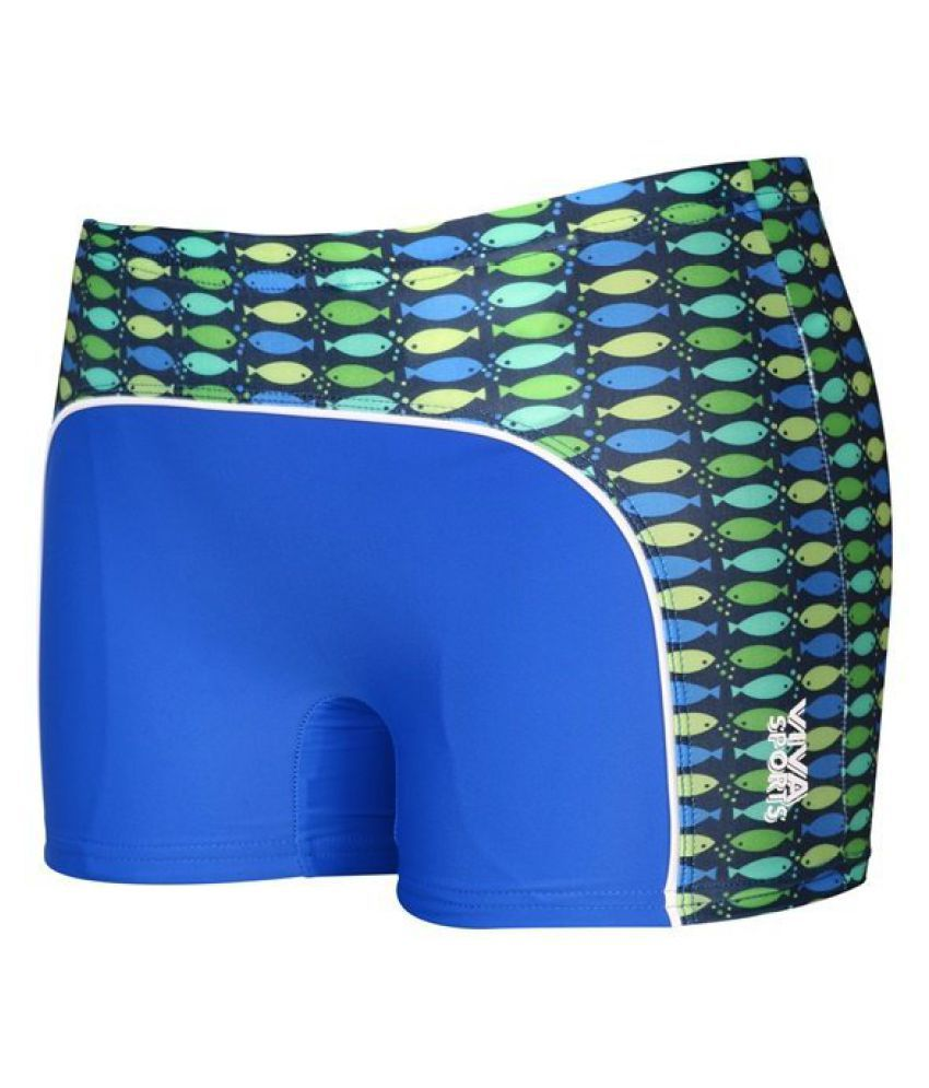 Viva Sports Multicolor Swimming Trunk/ Swimming Costume