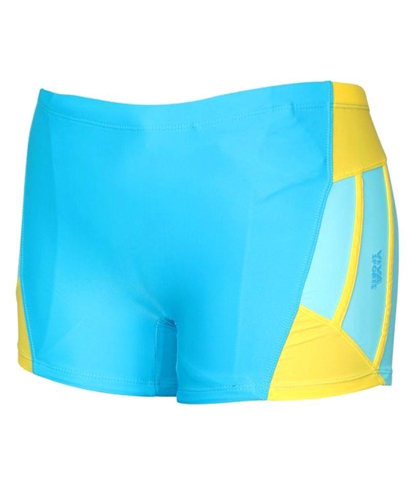 Viva Sports VSTK-006-B Kid's Swimming Trunks (Multicolor)/ Swimming Costume