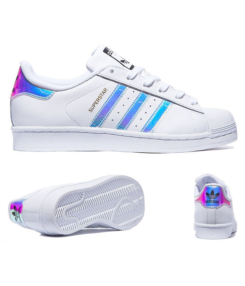 Adidas Superstar Classic White