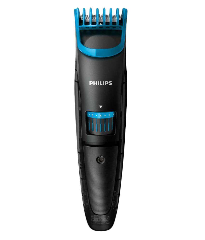 philips qt4003 beard trimmer black buy philips qt4003 beard trimmer black online at. Black Bedroom Furniture Sets. Home Design Ideas