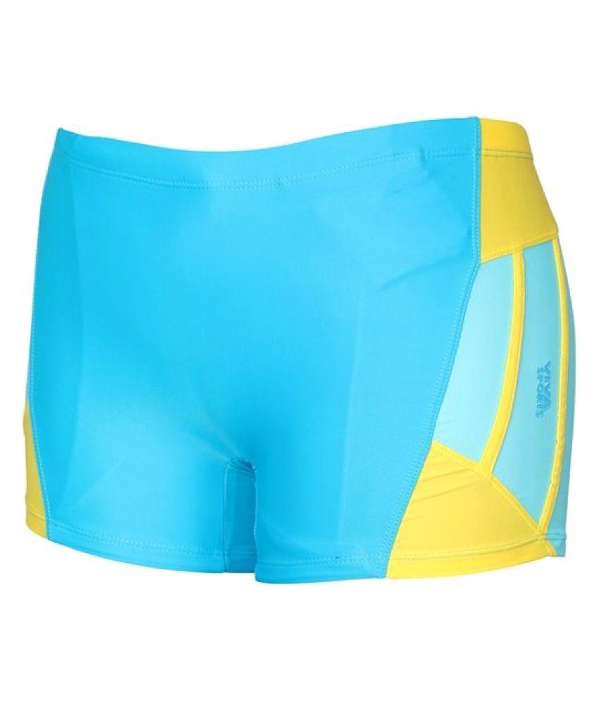 Viva Sports VSTK-006-A Kid's Swimming Trunks (Multicolor)