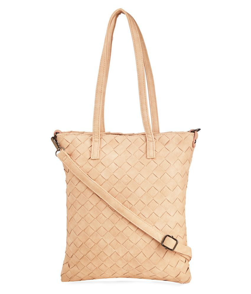 Vero Couture Pink P.U. Sling Bag
