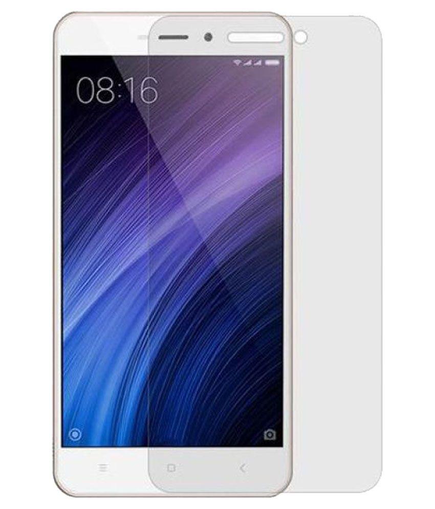 cheap for discount 50c97 8f156 Xiaomi Redmi 4 Tempered Glass Screen Guard By Furious3D