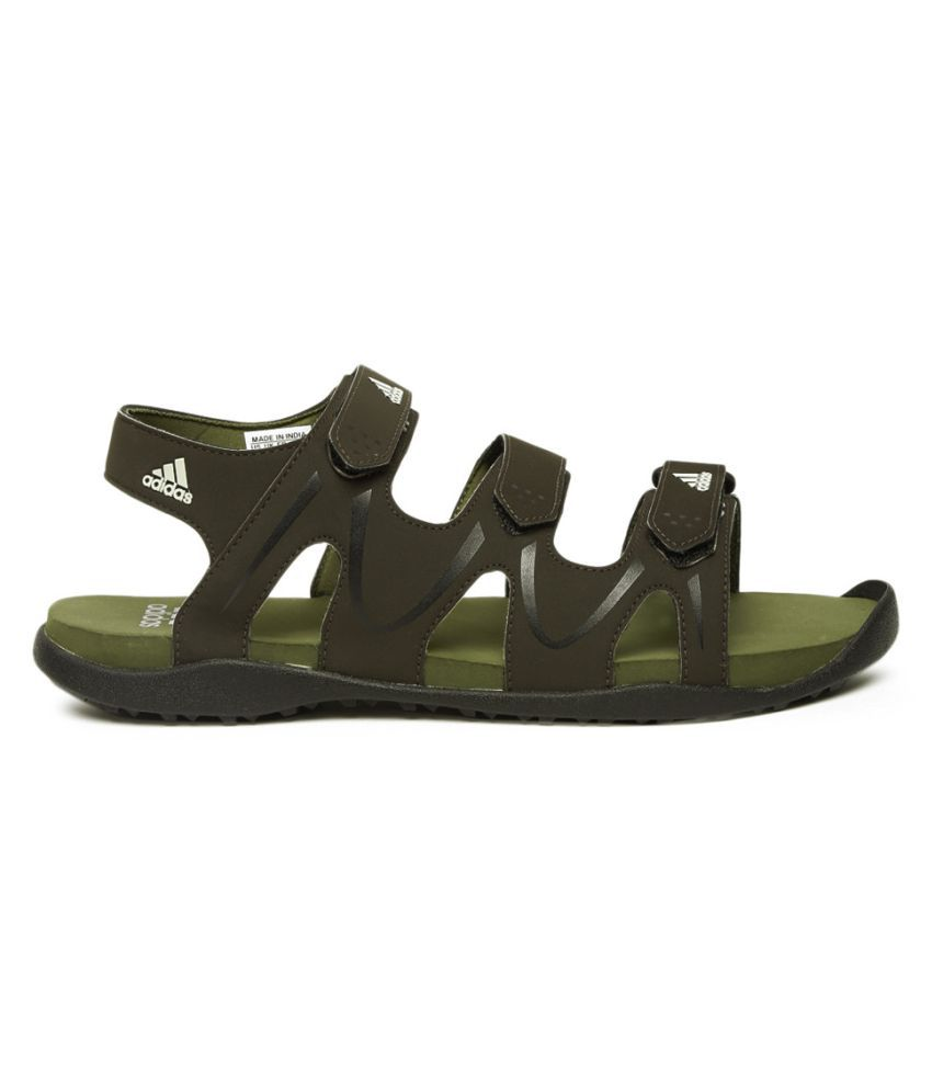 b41ba09cd Adidas Brown Floater Sandals - Buy Adidas Brown Floater Sandals ...