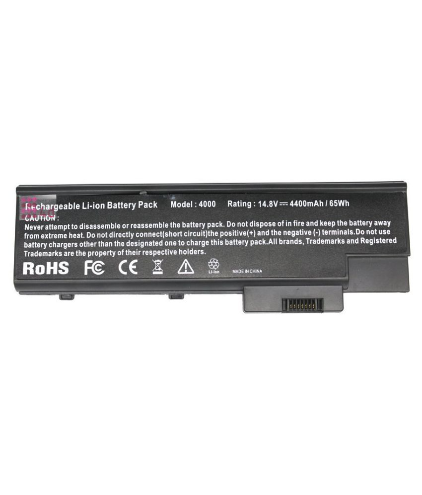 4d Laptop Battery Compatible For Acer 2300 Battery
