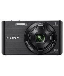 Sony DSCW830/B 16.1 MP Digital Camera