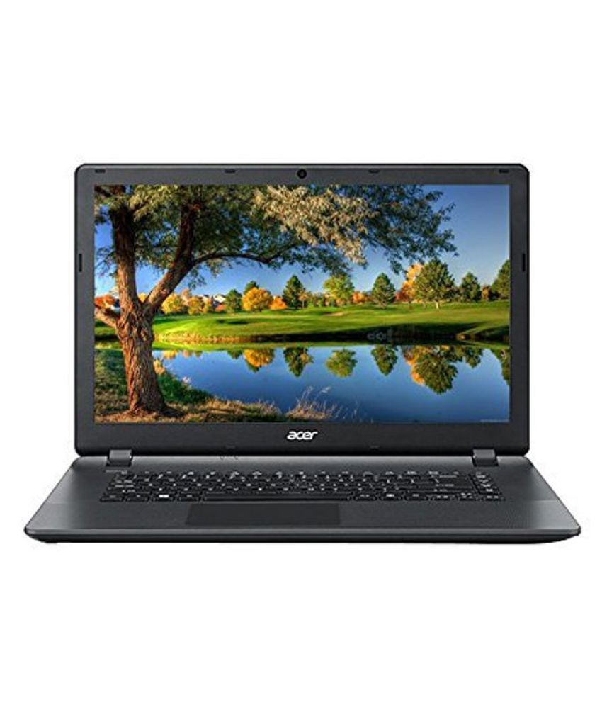 Acer Aspire ES1-523 Notebook AMD APU A4 4 GB 39.62cm(15.6) Linux Black Snapdeal Rs. 18999.00