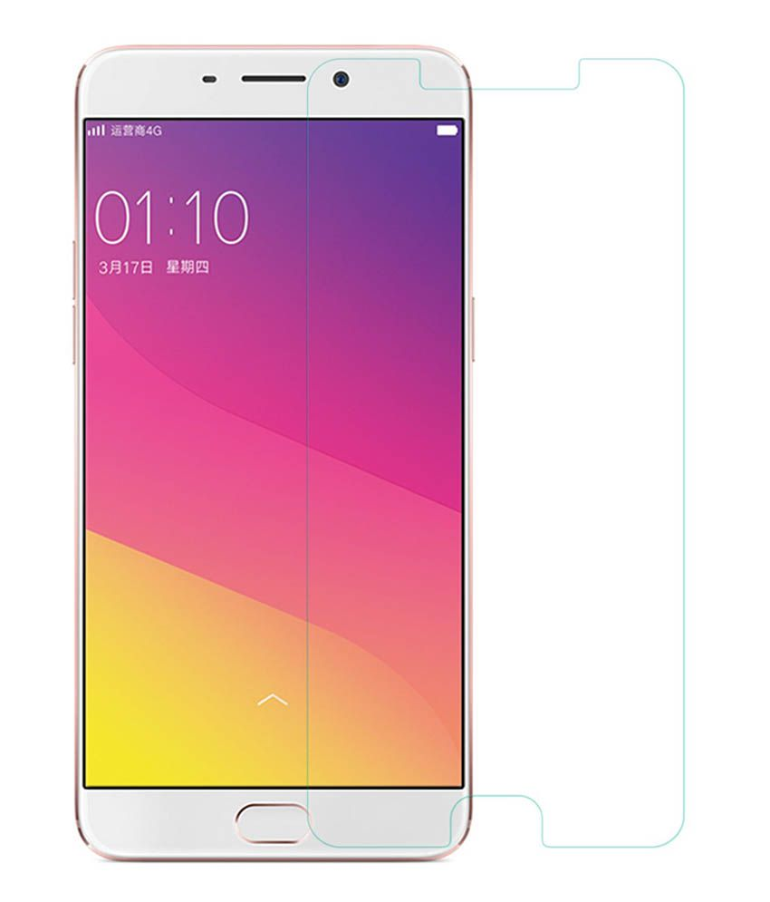 Oppo A39 Tempered Glass Screen Guard By SpectraDeal