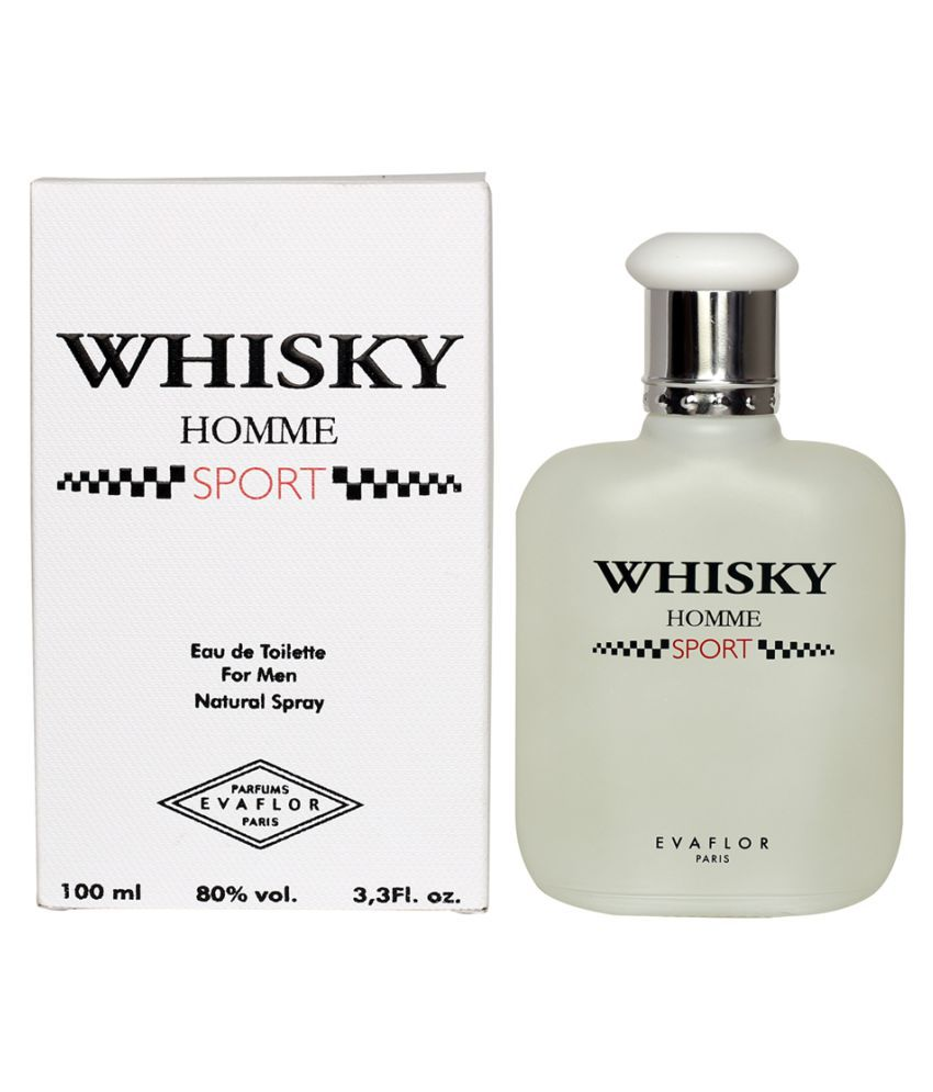 a68a631738f33 EVAFLOR WHISKY HOMME SPORT MEN EDT - 100 ML  Buy Online at Best ...