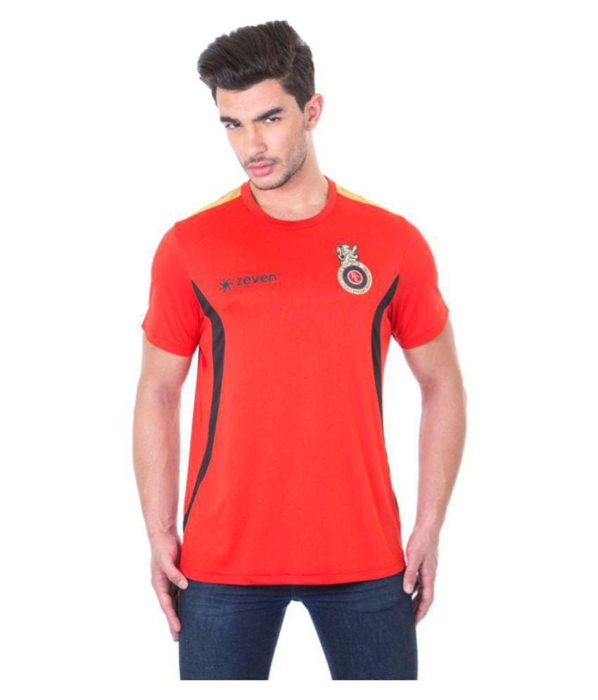 Zeven Red T-Shirt