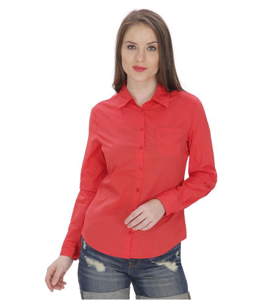 Mansi Collections Cotton Shirt