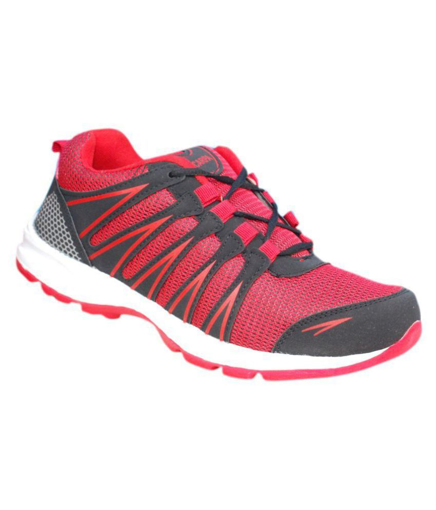 The Scarpa Shoes MrkRod Red Running Shoes