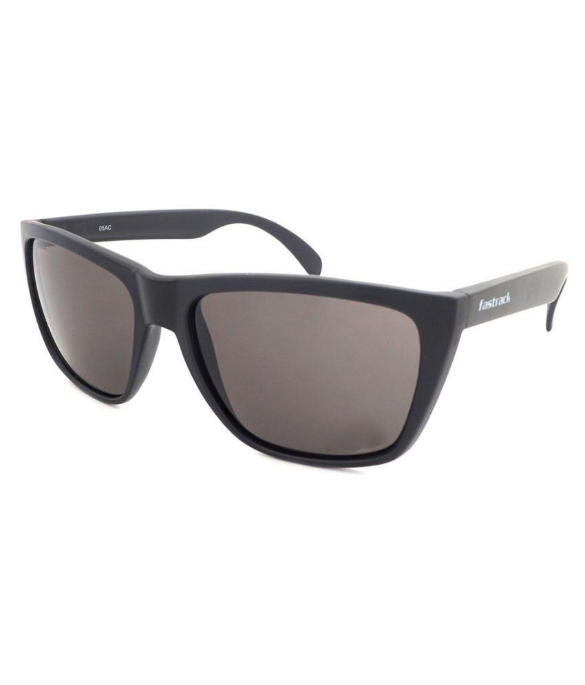 Fastrack Black Wayfarer Sunglasses ( P230 )