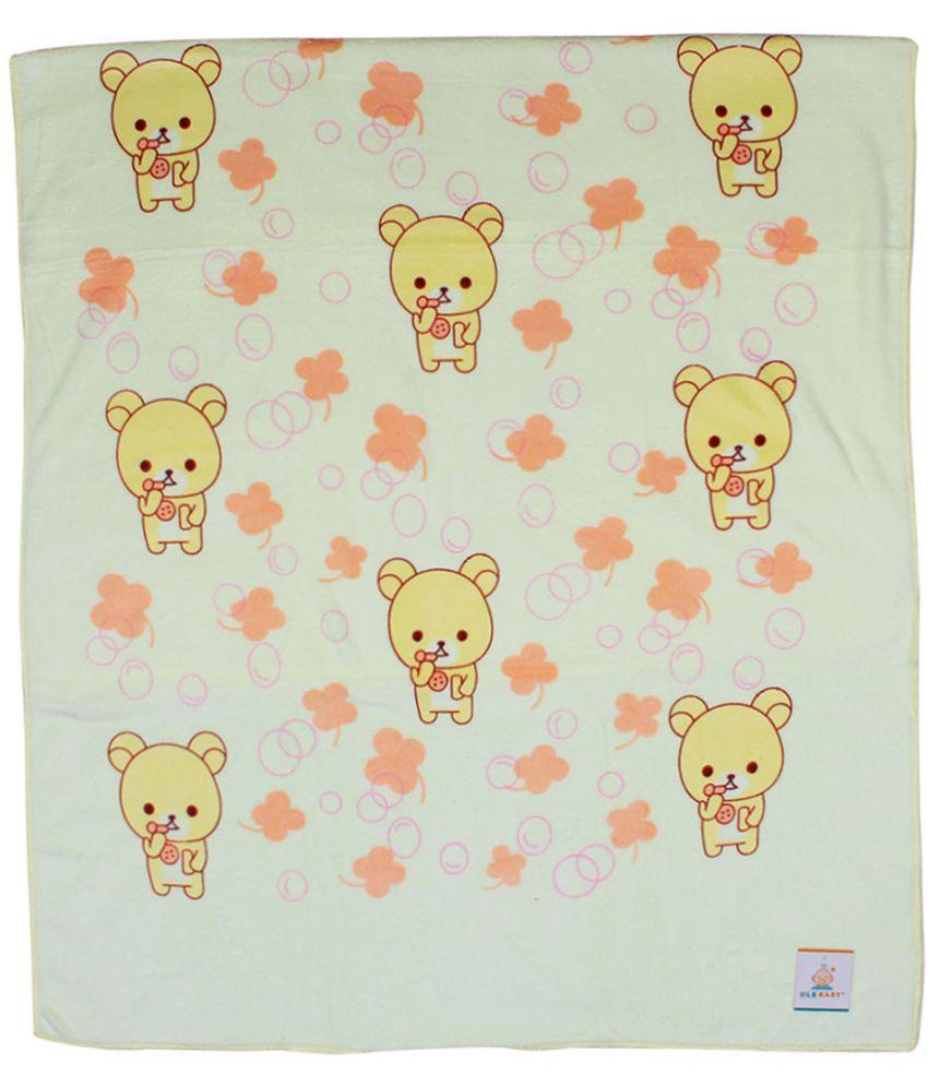 Ole Baby Multi Cotton Bath Towels