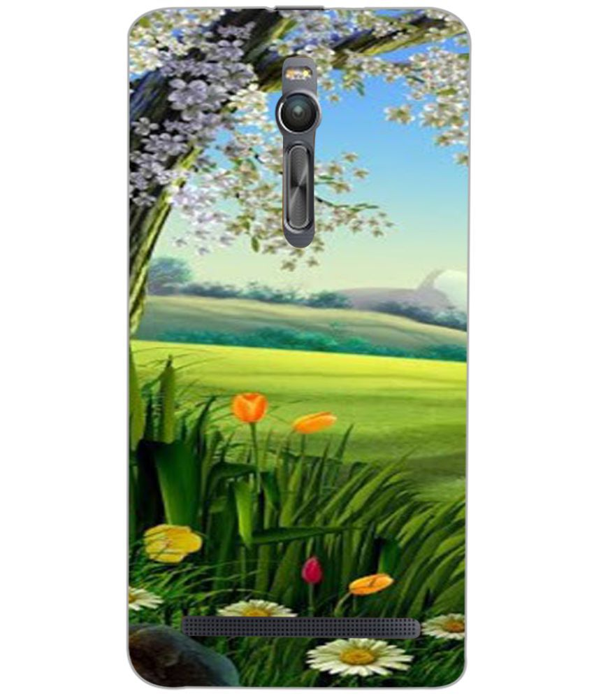 Asus Zenfone 2 Printed Cover By PRINTSWAG