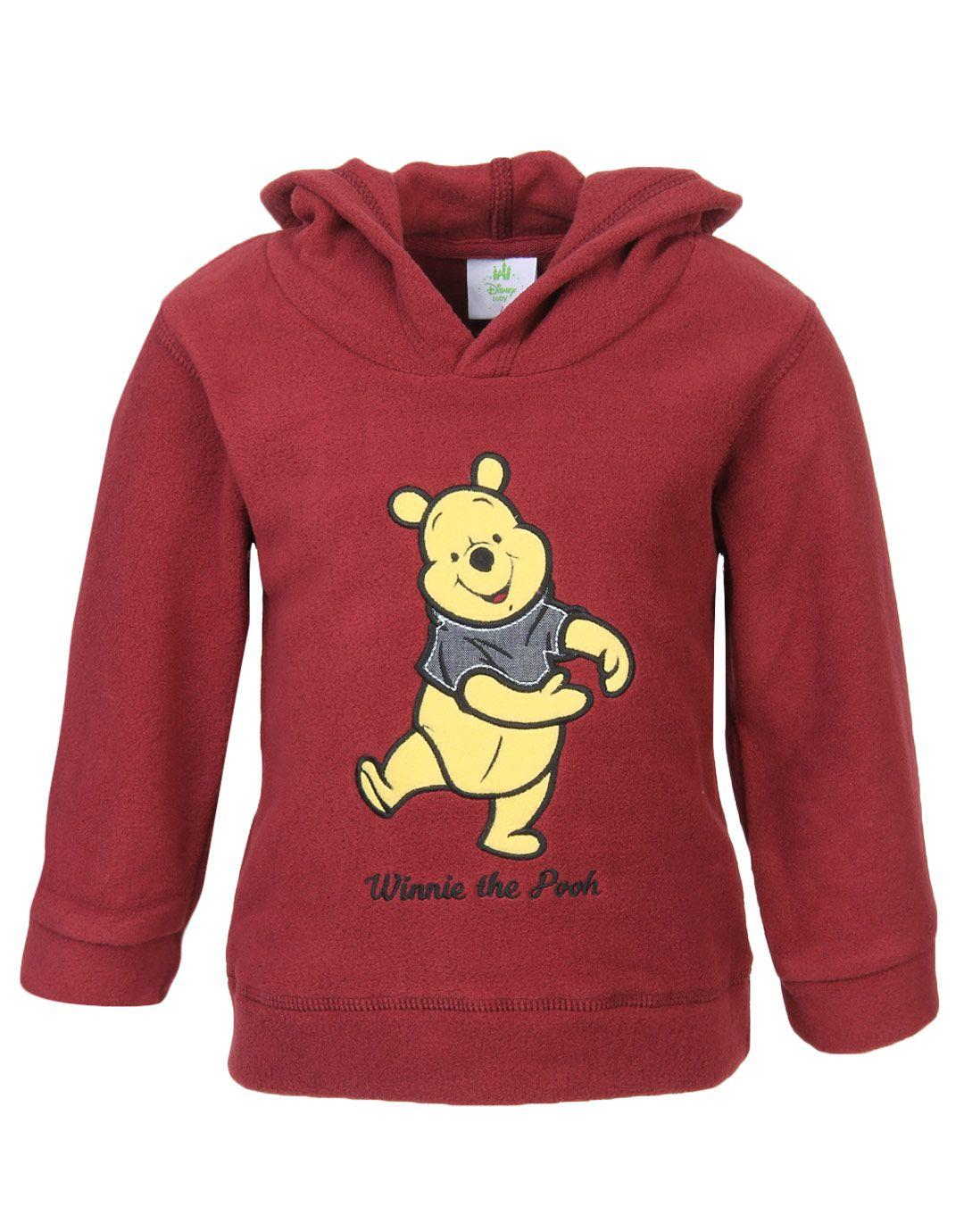 Fox Purple Sweatshirt for Girls