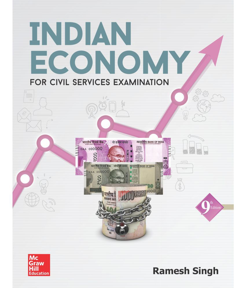 Indian Economy : For Civil Services Examination Ninth Edition price comparison at Flipkart, Amazon, Crossword, Uread, Bookadda, Landmark, Homeshop18
