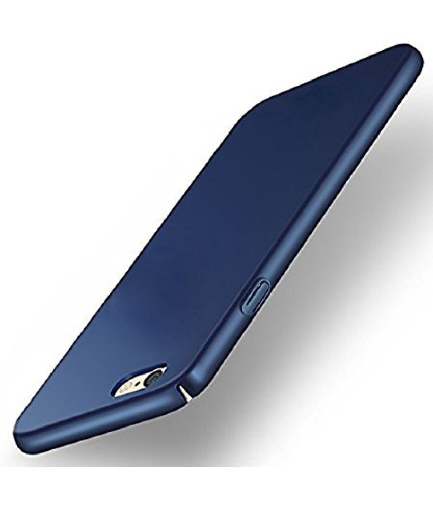 new style 9e09c 94435 Vivo V5 Plus Plain Cases Shine - Blue