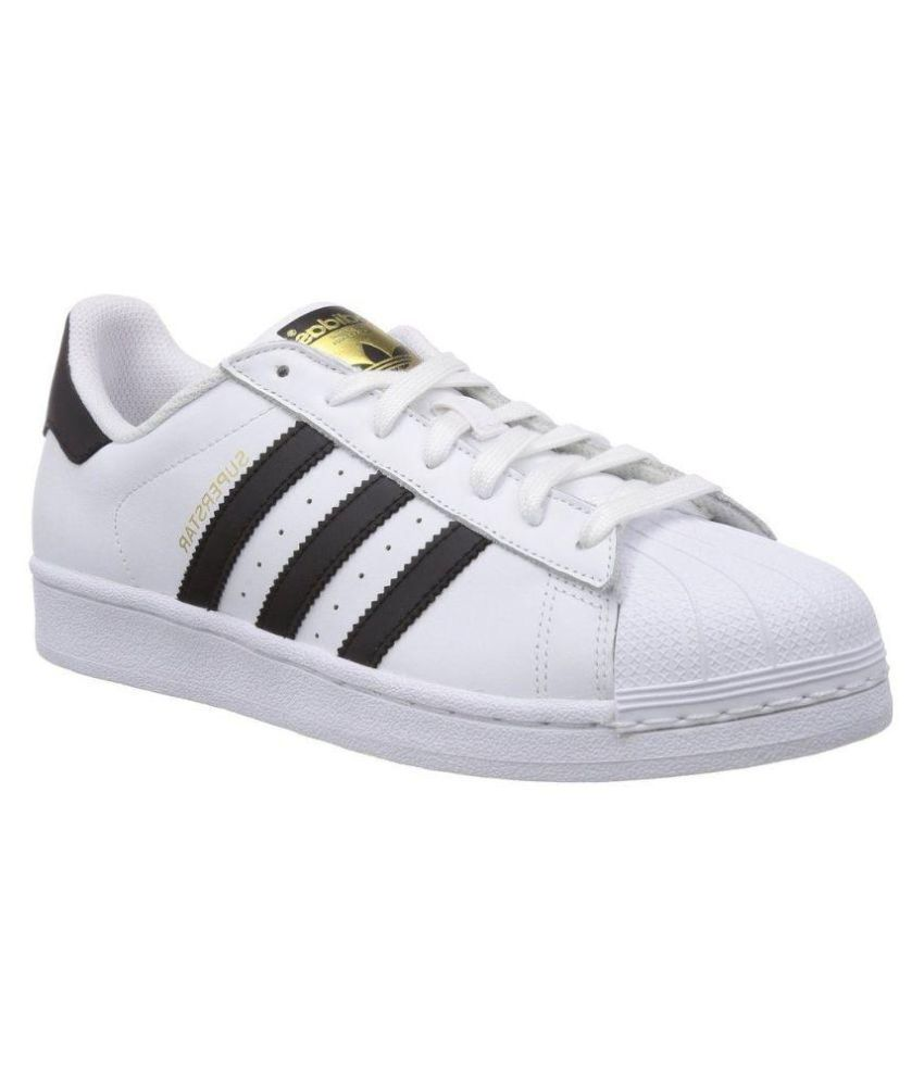 35f9858c Adidas Superstar Sneakers White Casual Shoes - Buy Adidas Superstar  Sneakers White Casual Shoes Online at Best Prices in India on Snapdeal